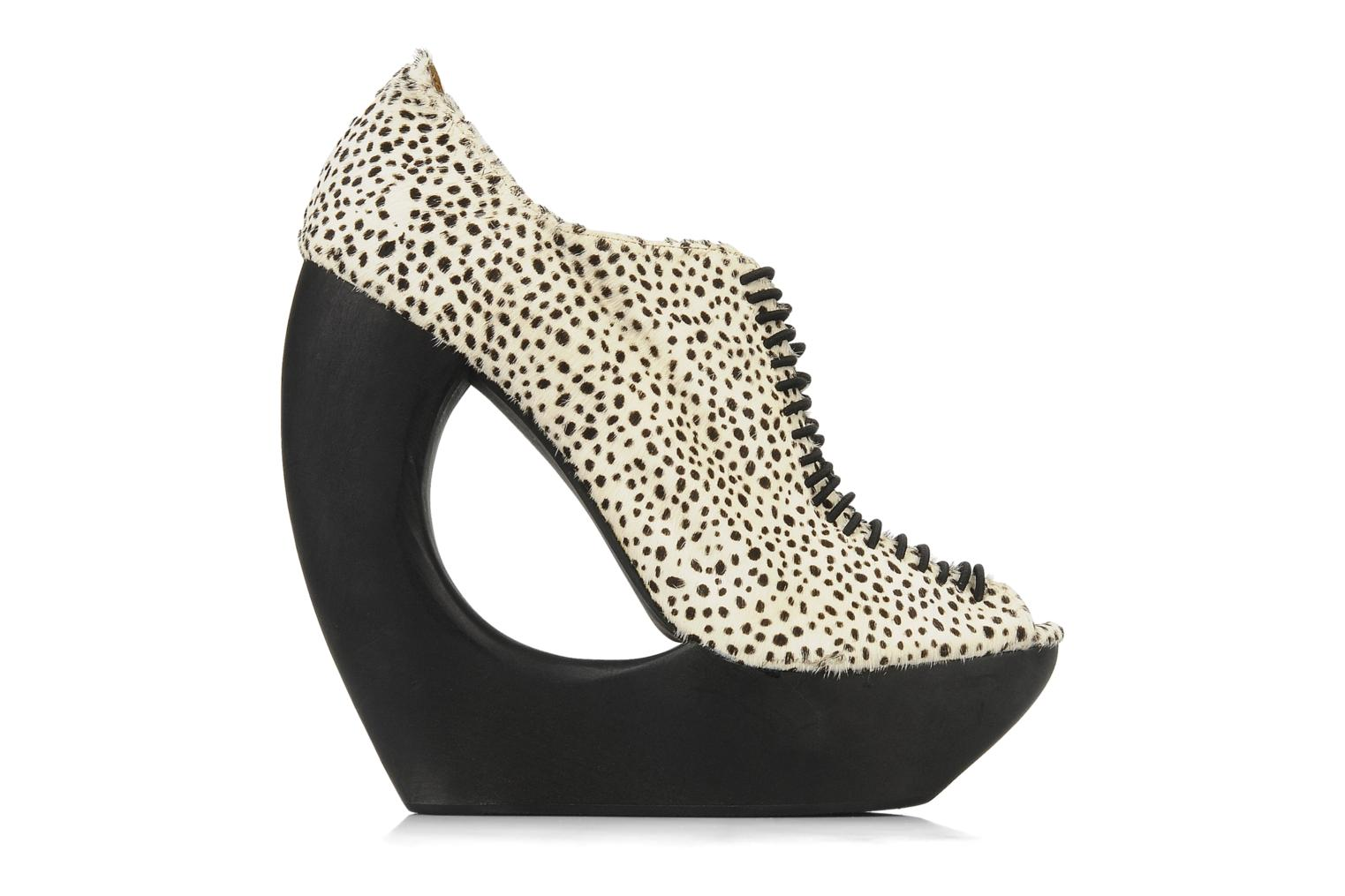 High heels Jeffrey Campbell Rocking Black back view