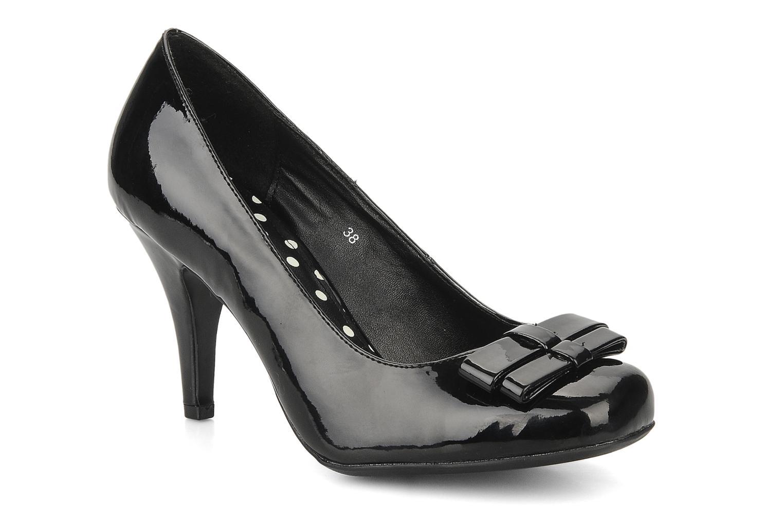 Pumps I Love Shoes Woolver schwarz detaillierte ansicht/modell