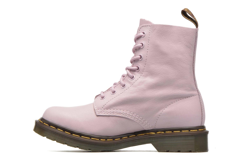 Boots en enkellaarsjes Dr. Martens Pascal Roze voorkant