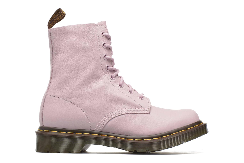Boots en enkellaarsjes Dr. Martens Pascal Roze achterkant