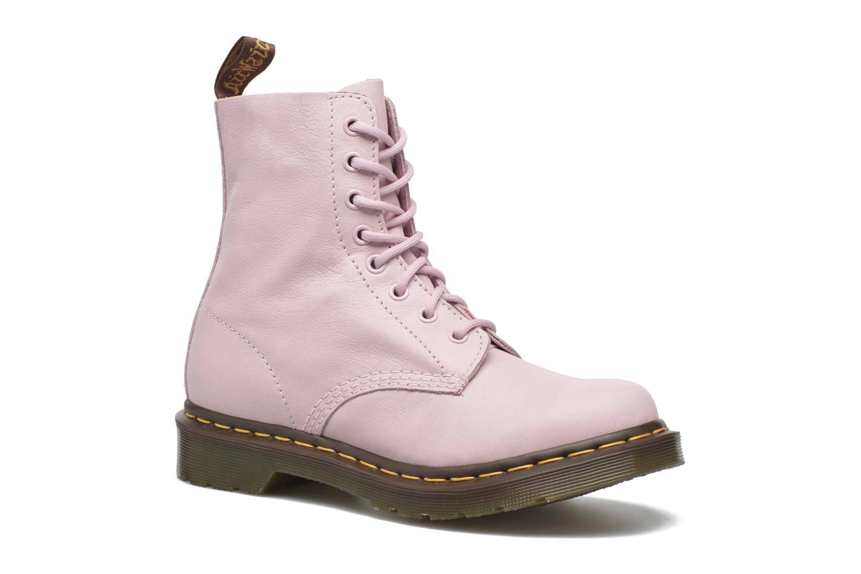 Boots en enkellaarsjes Dr. Martens Pascal Roze detail