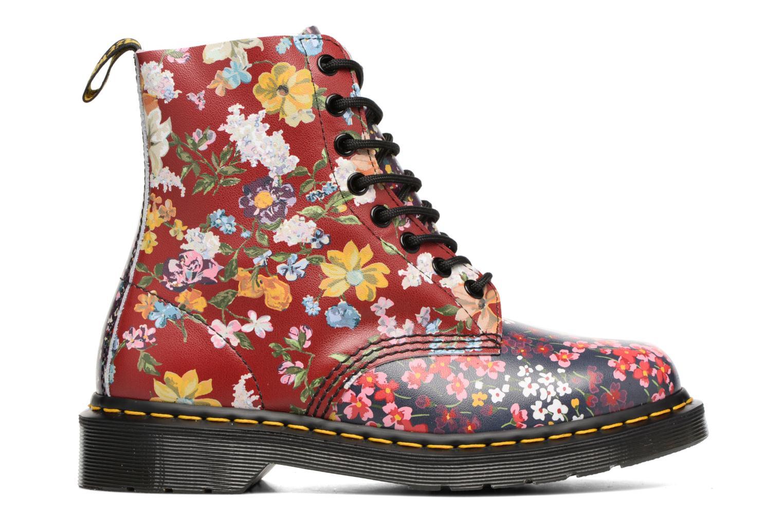 Boots en enkellaarsjes Dr. Martens Pascal Multicolor achterkant