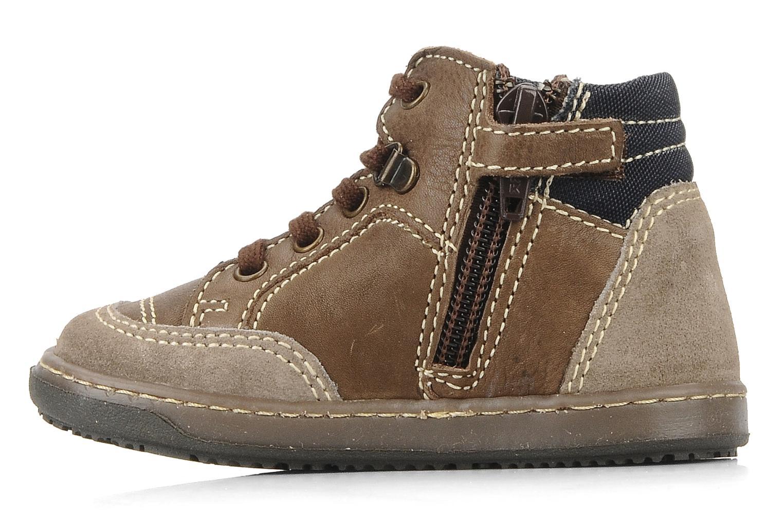 Boots en enkellaarsjes Chicco Gaucho Bruin voorkant