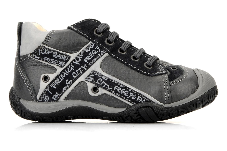 Sneaker Primigi Gerolamo grau ansicht von hinten