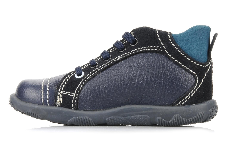 Bottines et boots Primigi Daemon Bleu vue face