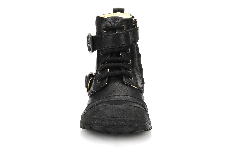 Ankle boots Primigi Stant Black model view