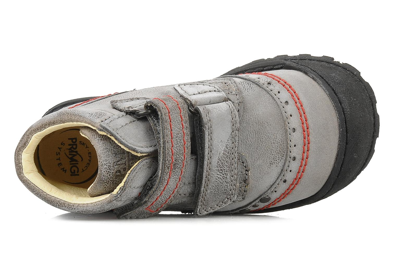 Schoenen met klitteband Primigi Ashton Grijs links