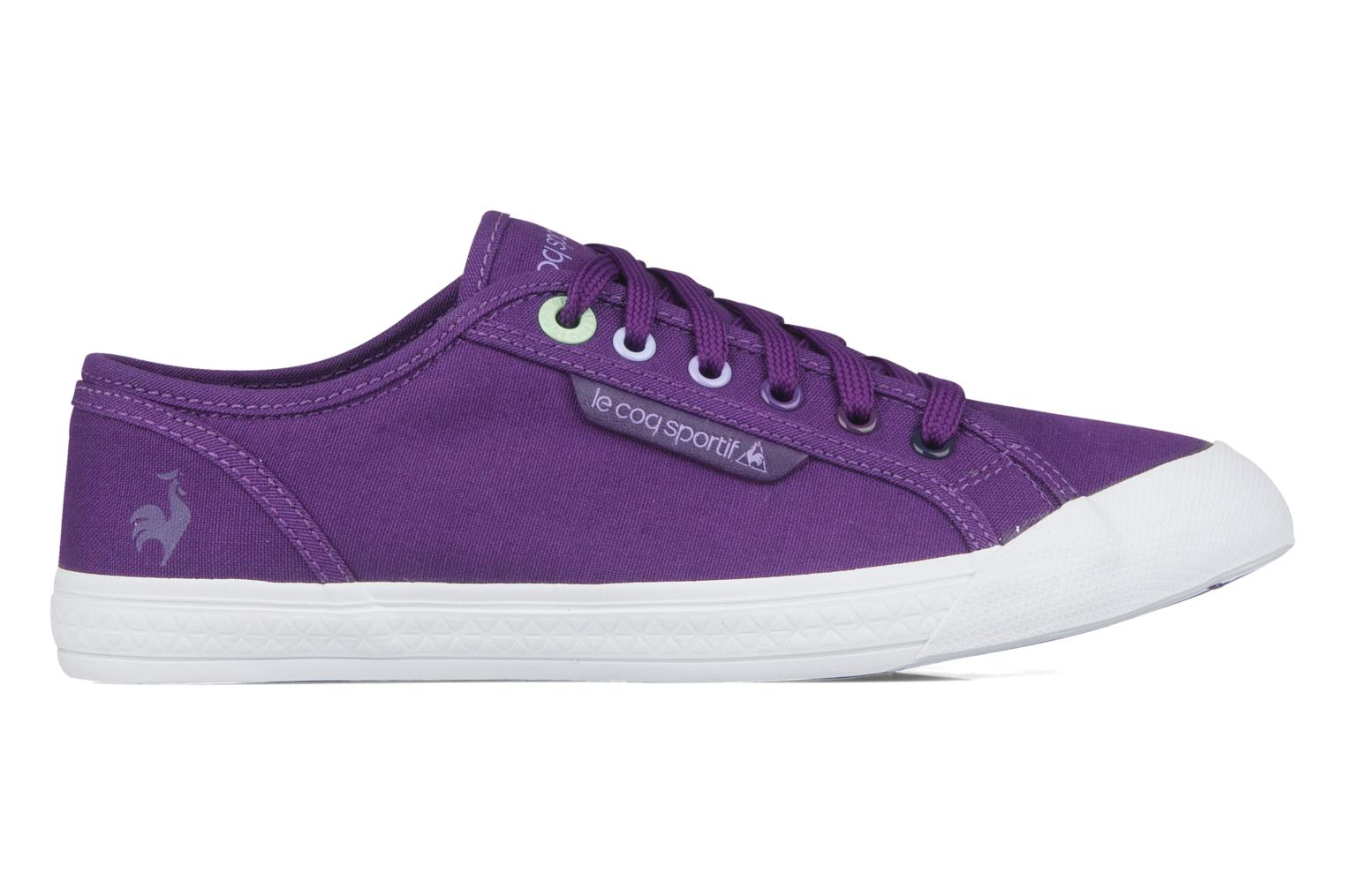 Sneakers Le Coq Sportif Deauville plus shaded Viola immagine posteriore