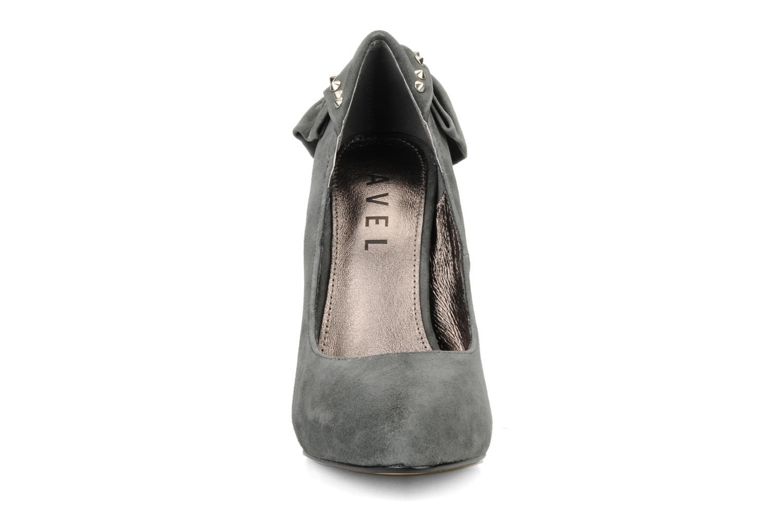 Escarpins Ravel Heidi Gris vue portées chaussures