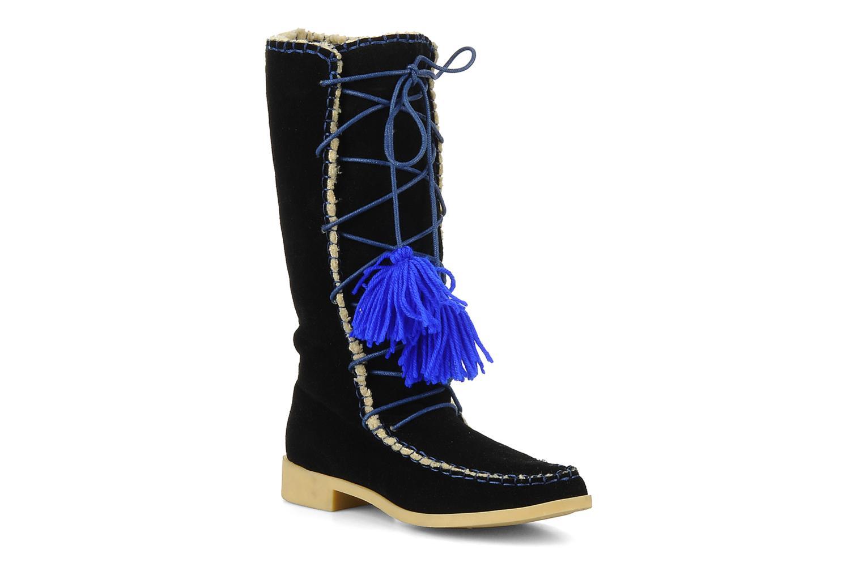 Grandes descuentos últimos zapatos Mellow Yellow Kenou (Negro) - Botas Descuento