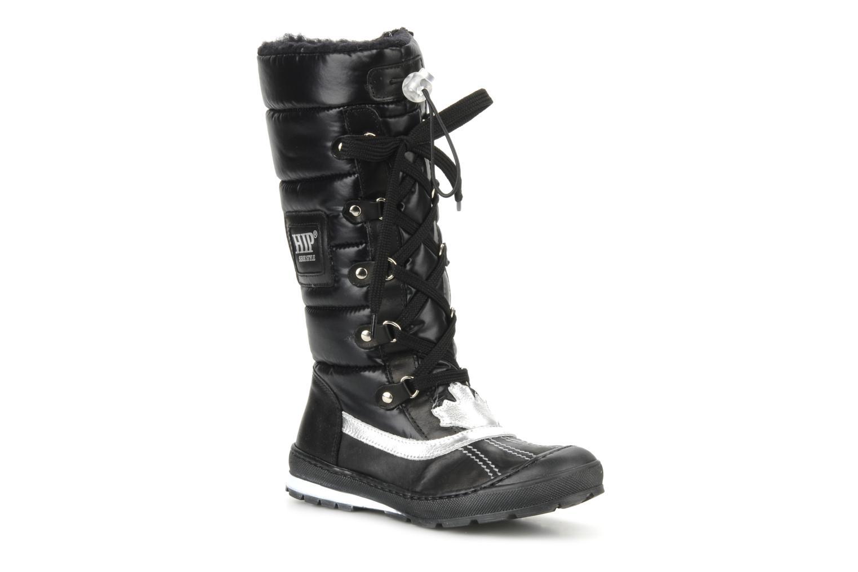 Laarzen Hip Dalousi Zwart detail