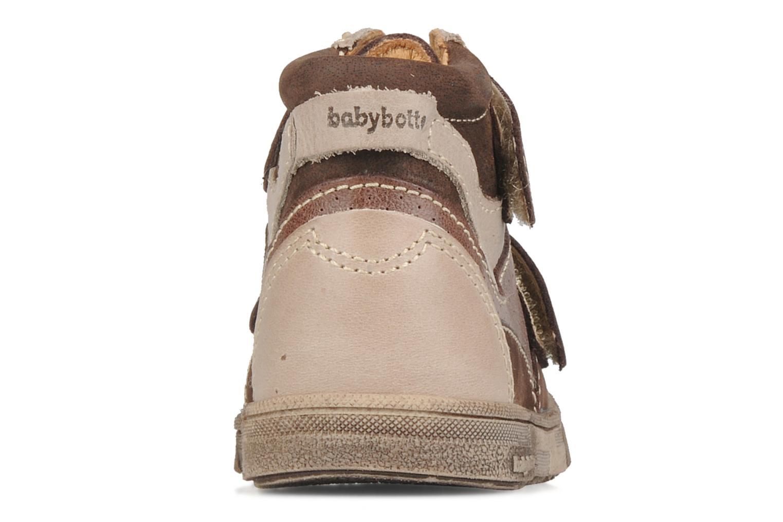 Babybotte Ari Babybotte marron cuir cuir Ari cuir Babybotte marron Nubuck Nubuck Ari Nubuck marron TgwCxTnrAq
