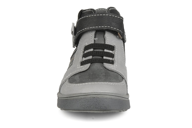 Stiefeletten & Boots Babybotte Adriano grau schuhe getragen