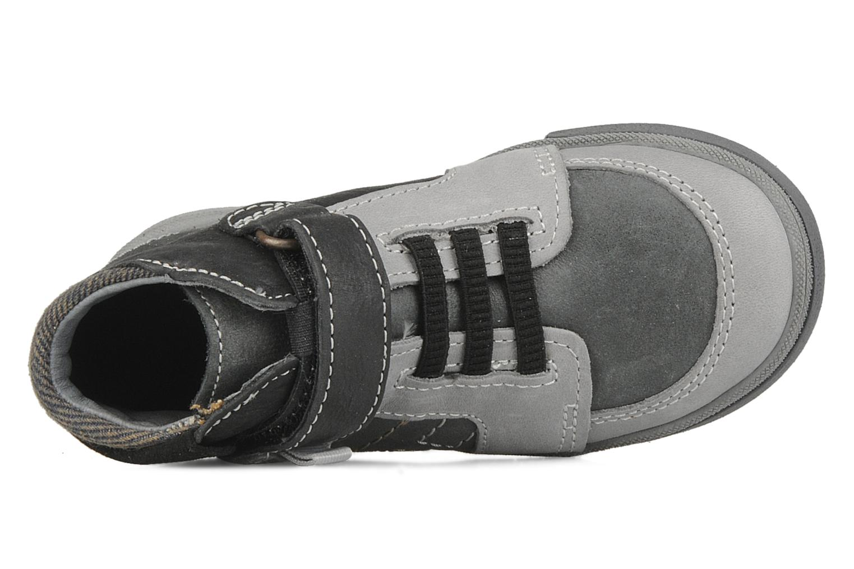 Stiefeletten & Boots Babybotte Adriano grau ansicht von links