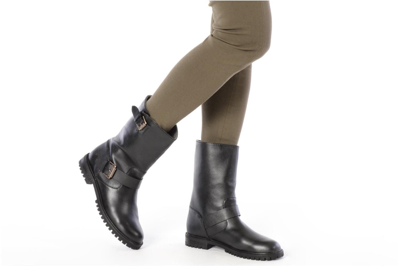 Boots en enkellaarsjes Esprit Maddison bootie Zwart onder