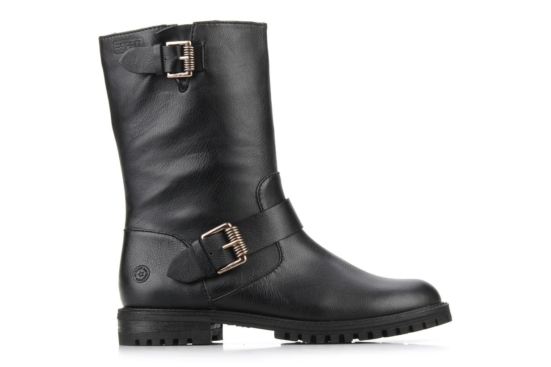 Boots en enkellaarsjes Esprit Maddison bootie Zwart achterkant