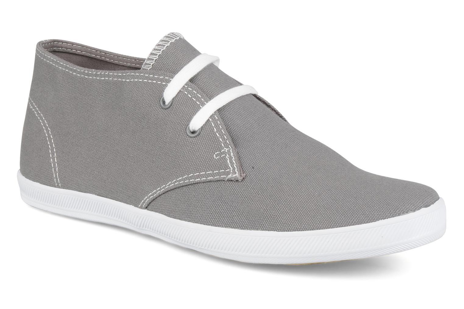 Champion chukka canvas Grey white
