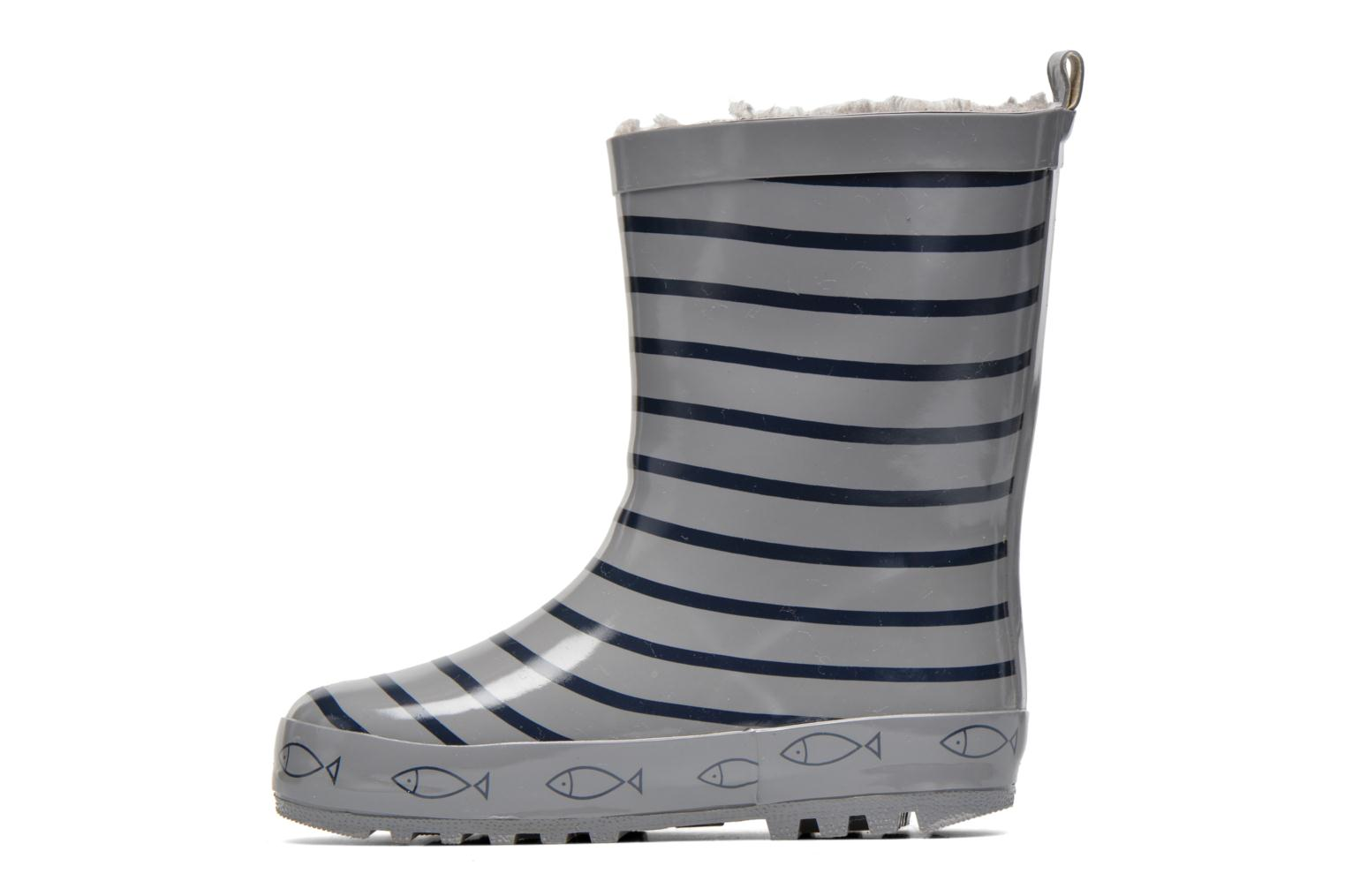 Bottes Be Only Timouss Gris vue face