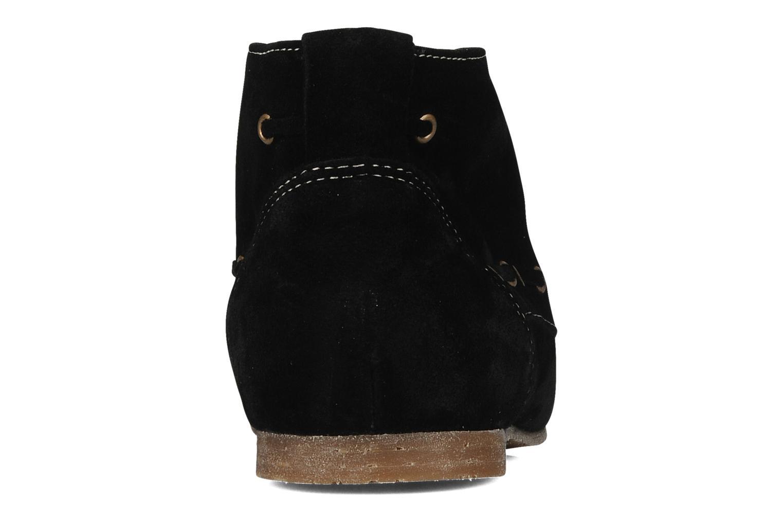 Sandales et nu-pieds Jonak Charlotte Noir vue droite
