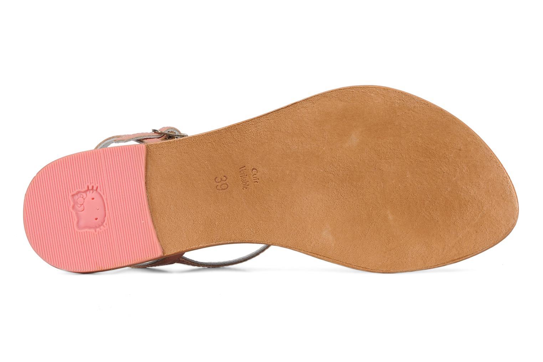 Sandali e scarpe aperte Hello Kitty Cute Rosa immagine dall'alto