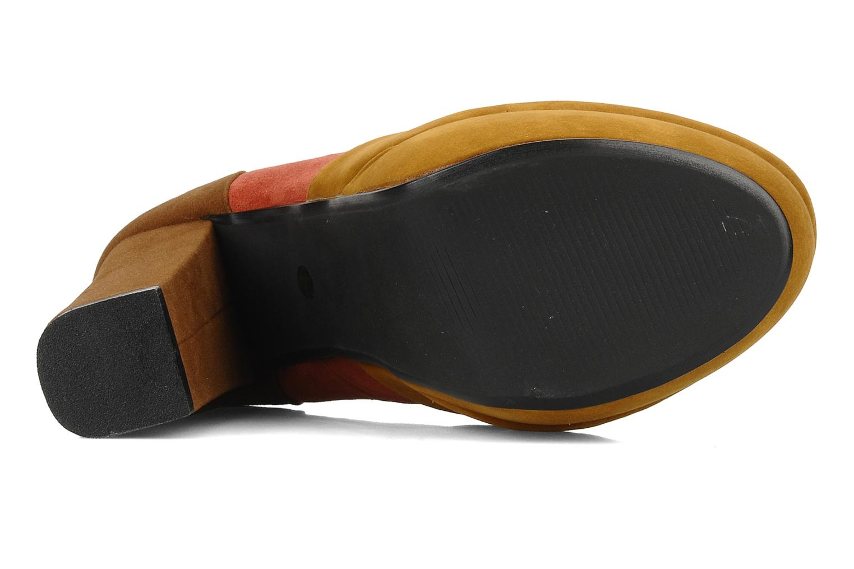 Scarpe con lacci I Love Shoes Jeri Multicolore immagine dall'alto