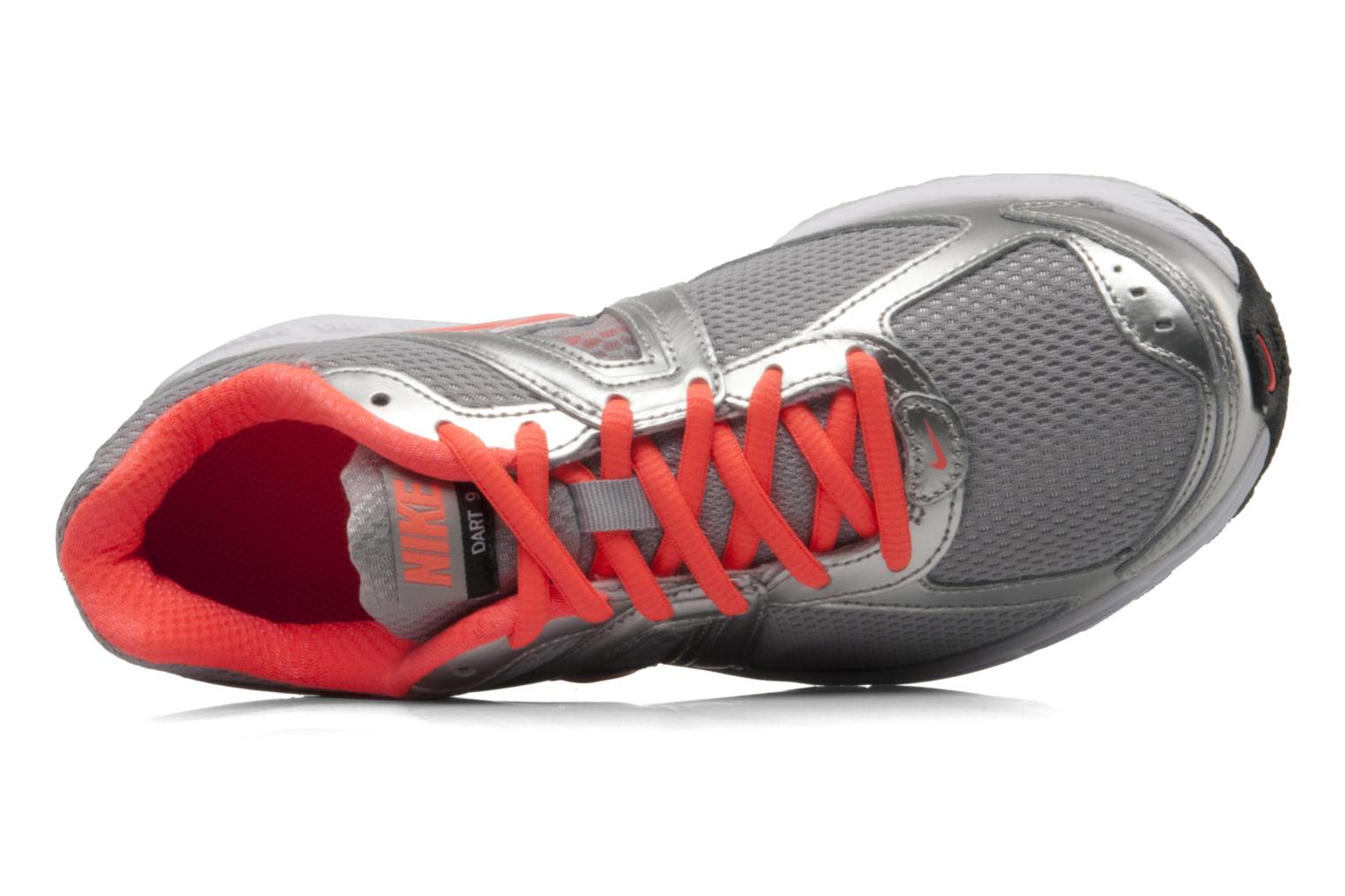 Wmns dart 9 Mtllc silver/brght mng-white