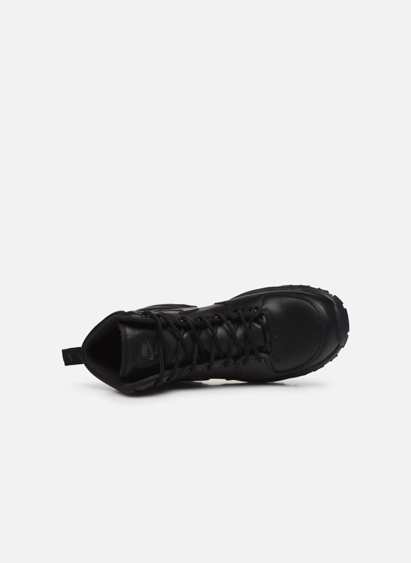 Bottines et boots Nike Manoa leather Noir vue gauche