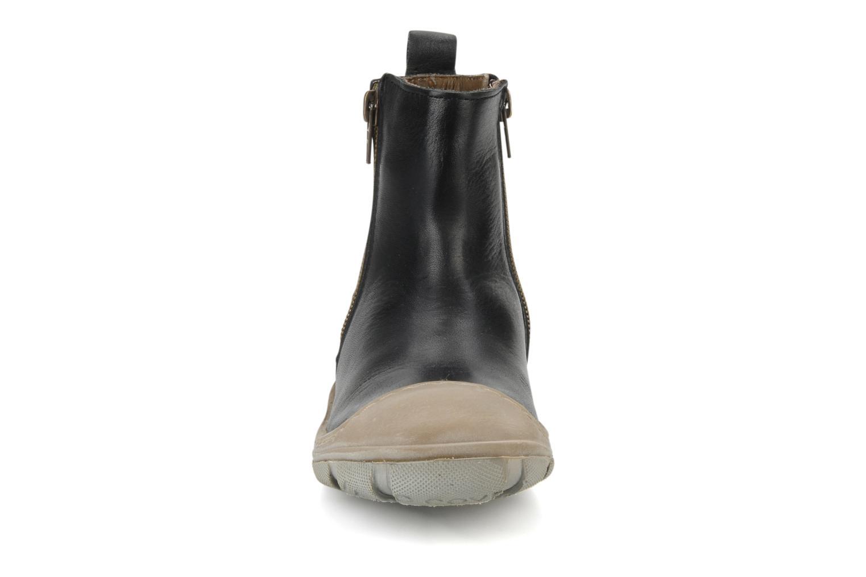 Ankle boots Bisgaard Lavande Black model view