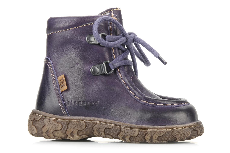 Bottines et boots Bisgaard Loona Violet vue derrière