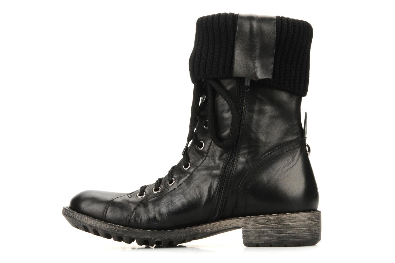 Boots en enkellaarsjes Eden Nems Zwart voorkant