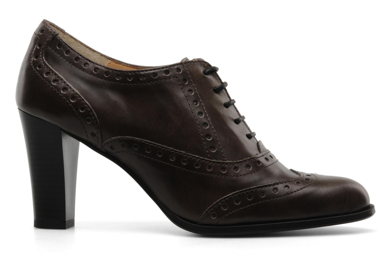 Chaussures à lacets Perlato Vitamine Marron vue derrière