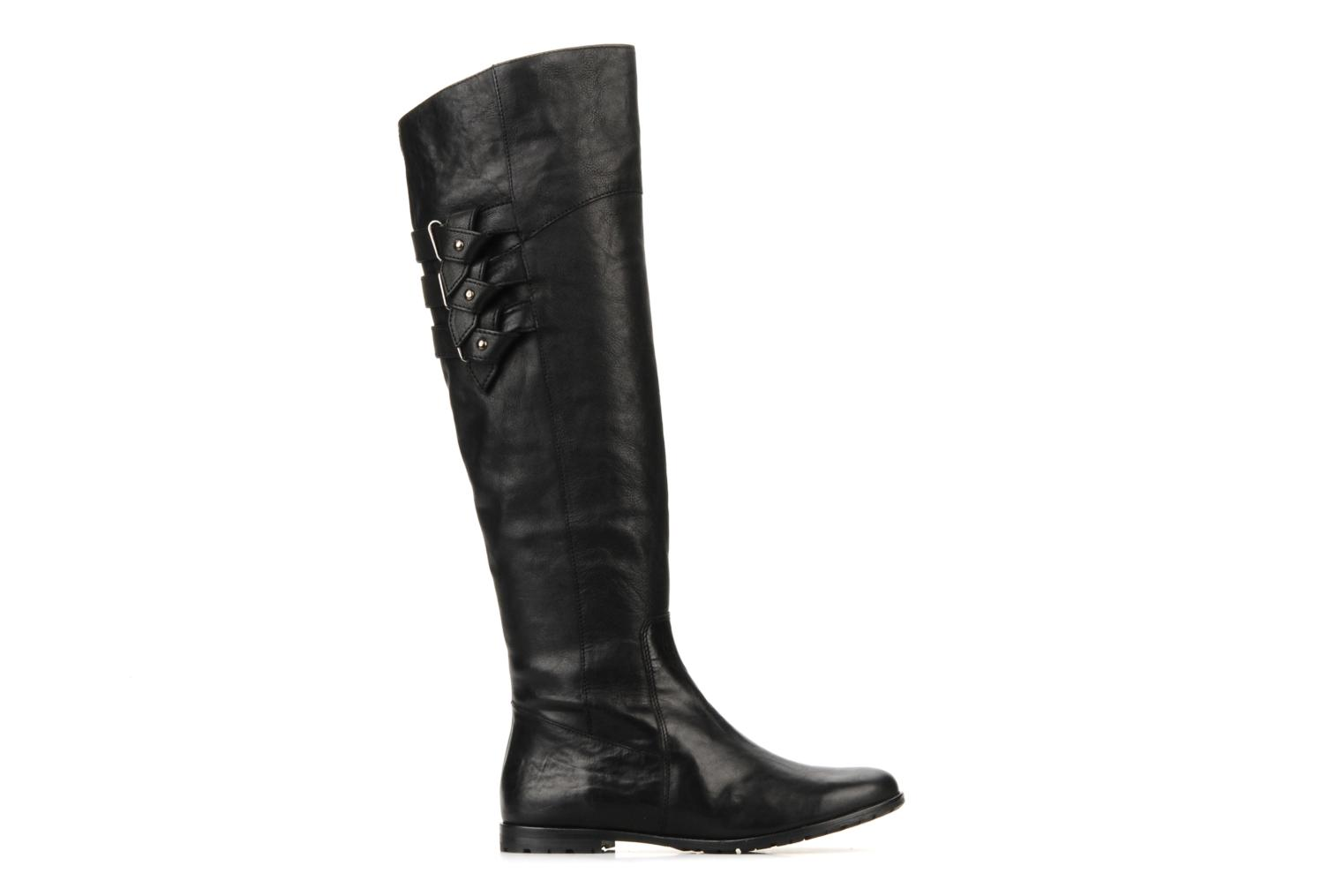 Boots & wellies Eden Bazi Black back view