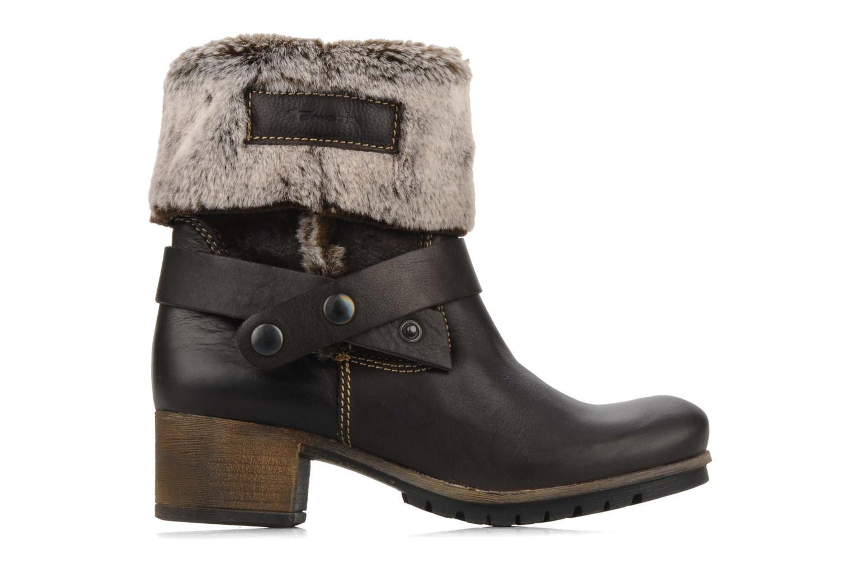Bottines et boots Tamaris Oprah Marron vue derrière