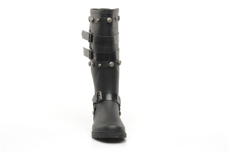 Bottes Chooka Trash Noir vue portées chaussures