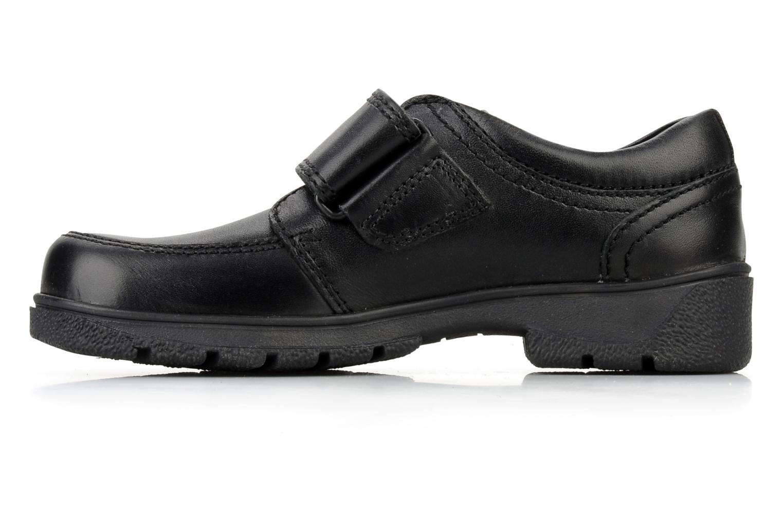 Chaussures à scratch Start Rite Accelerate Noir vue face