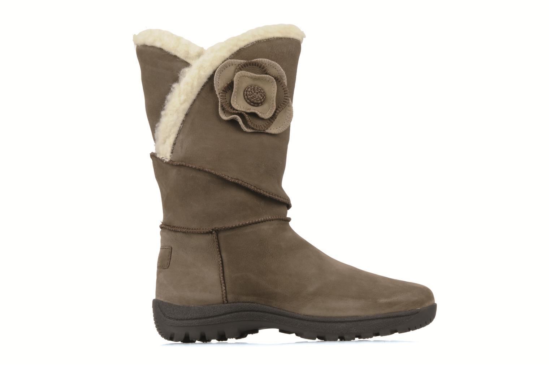 Bottines et boots Caprice Kosma Marron vue derrière