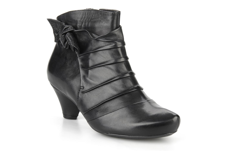 Boots en enkellaarsjes Clarks Krista azure Zwart detail