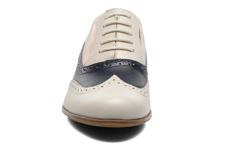 Chaussures à lacets Clarks Hamble Oak Multicolore vue portées chaussures