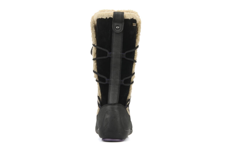 Boots en enkellaarsjes Clarks Nemo thrillgtx Zwart rechts