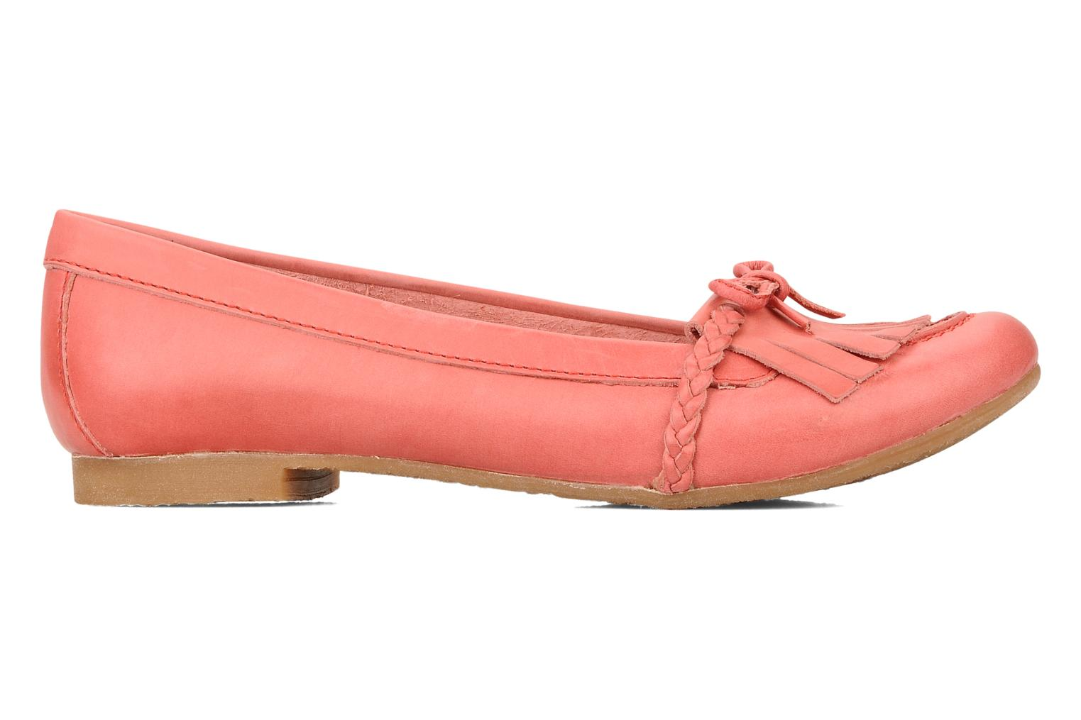 Loafers San Marina Kaboul Pink back view