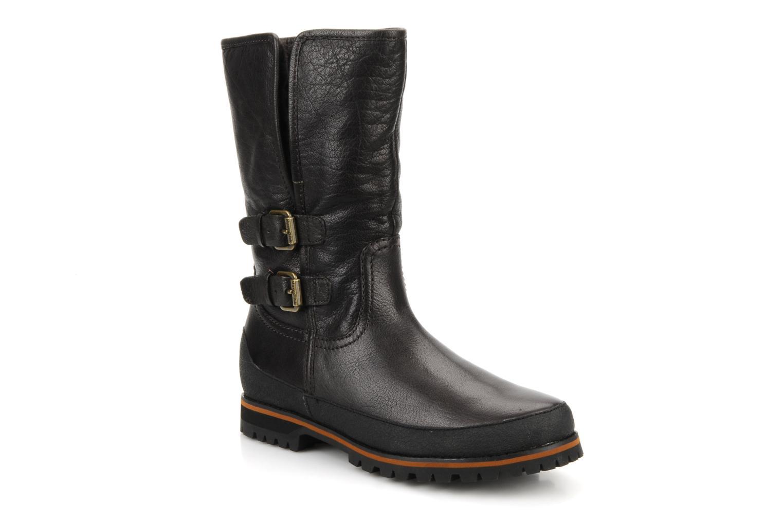 Bottines et boots Marc O'Polo Cross Marron vue détail/paire