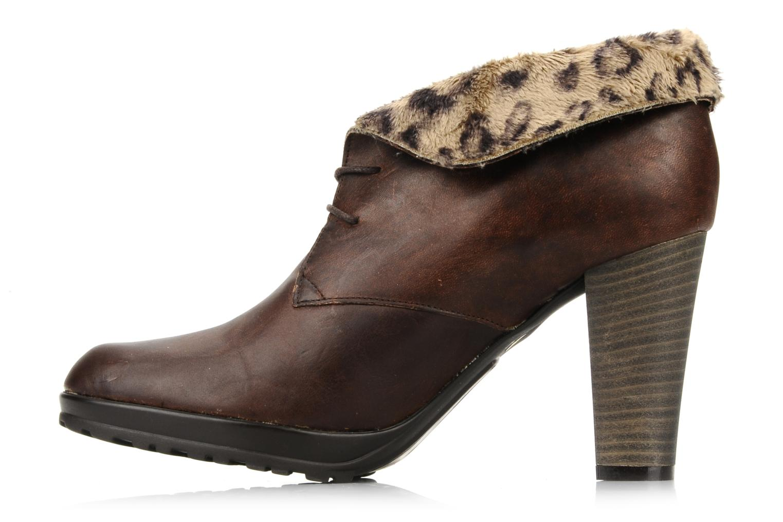 Stiefeletten & Boots Elizabeth Stuart Alra braun ansicht von vorne