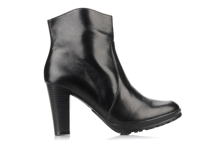 Bottines et boots Elizabeth Stuart Alry Noir vue derrière