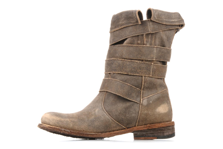 Bottines et boots Myma Jennie Felmini Marron vue face