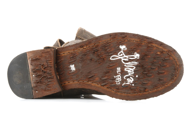 Bottines et boots Myma Jennie Felmini Marron vue haut