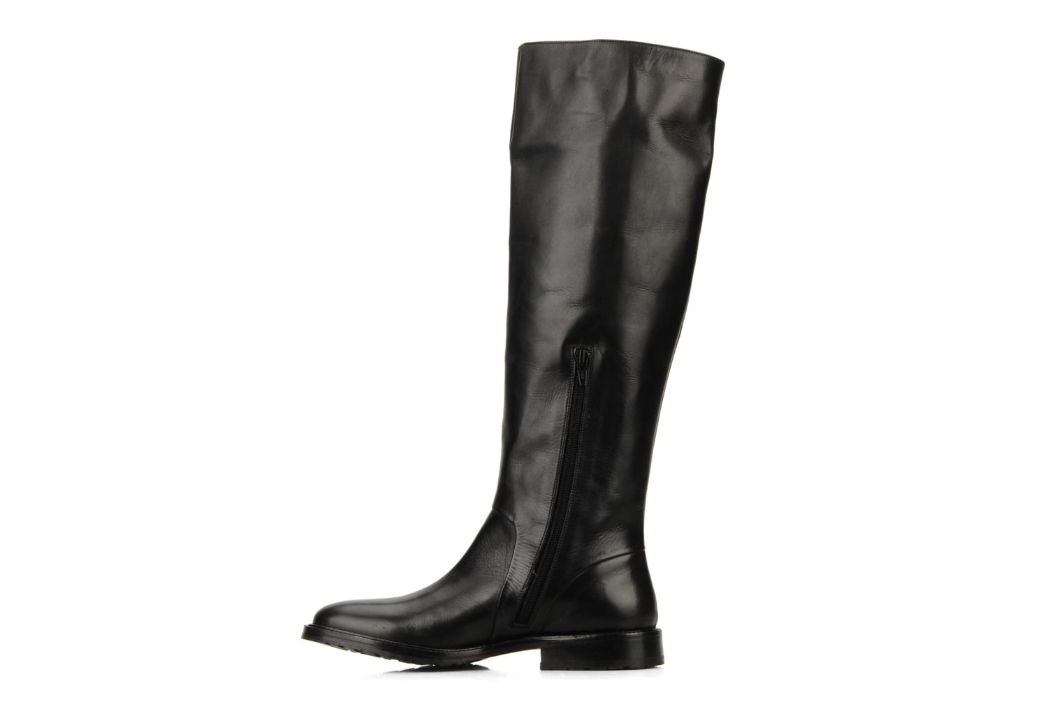 Boots & wellies Melvin & Hamilton Gina 6 Black front view
