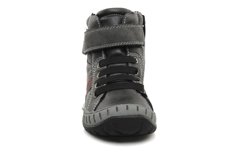 Stiefeletten & Boots I Love Shoes Alpiniste schwarz schuhe getragen