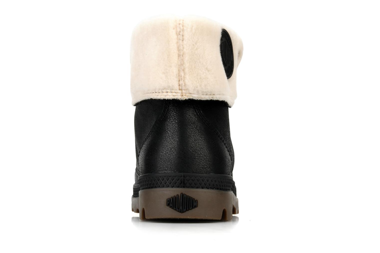 Boots en enkellaarsjes Palladium Baggy l s m Zwart rechts