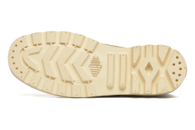 Sneakers Palladium Us pampa hi w Beige boven