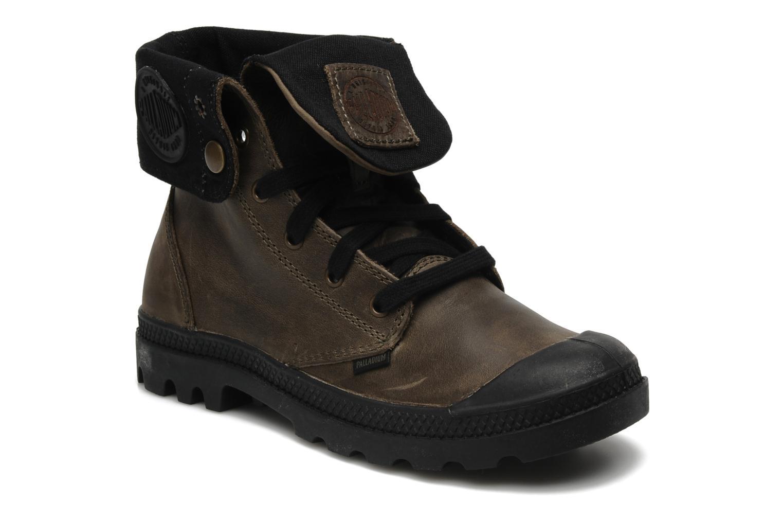Sneaker Palladium Baggy leather w grau detaillierte ansicht/modell